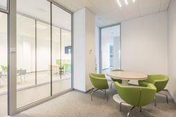 pomieszczenie biurowe 3 - hala magazynowa z budynkiem biurowym, dla Sun Garden Poland, Malanów