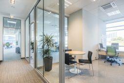 pomieszczenie biurowe 2 - hala magazynowa z budynkiem biurowym, dla Sun Garden Poland, Malanów