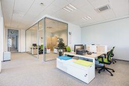 pomieszczenie biurowe 6 - hala magazynowa z budynkiem biurowym, dla Sun Garden Poland, Malanów