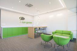 pomieszczenie biurowe 4 - hala magazynowa z budynkiem biurowym, dla Sun Garden Poland, Malanów