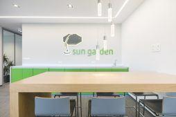 pomieszczenie biurowe 5 - hala magazynowa z budynkiem biurowym, dla Sun Garden Poland, Malanów