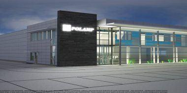 Budowa hali dla Polamp Components