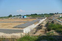 prace budowlane 1 - hala produkcyjna z częścią biurową, dla Pritip, Puławy, woj. lubelskie