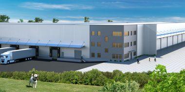 Trzecia budowa dla firmy Fadome