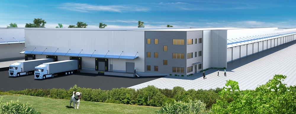 Trzeci zakład produkcyjny dla firmy Fadome