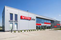 hala produkcyjno-magazynowa z budynkiem socjalno-biurowym - inwestycja dla Vito Polska, woj. lubelskie