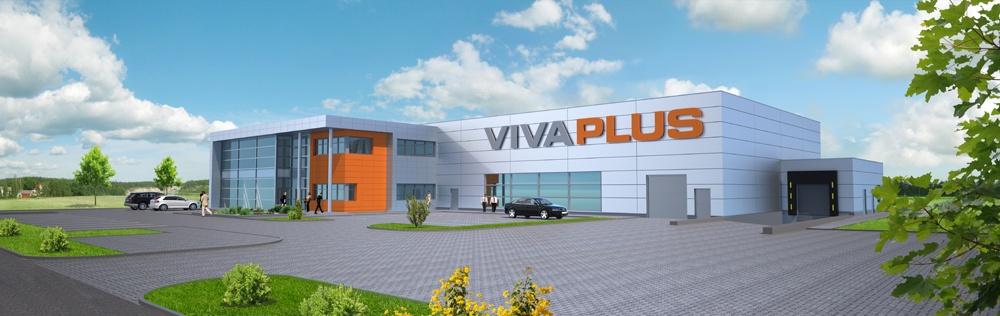 Budowa hali produkcyjno-magazynowej dla firmy Viva Plus