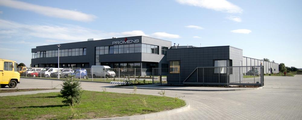 Uroczyste otwarcie obiektu zrealizowanego dla Promens Sp. z o.o.