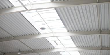 Dach bezpłatwiowy-konstrukcje dachów w halach stalowych