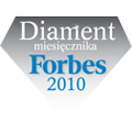 Diament Forbes 2010