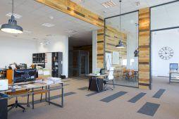 pomieszczenie biurowe 1 - hala produkcyjno-magazynowa z budynkiem biurowym, dla Lidermax, Łukowo, woj. mazowieckie