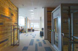 pomieszczenie biurowe 2 - hala produkcyjno-magazynowa z budynkiem biurowym, dla Lidermax, Łukowo, woj. mazowieckie