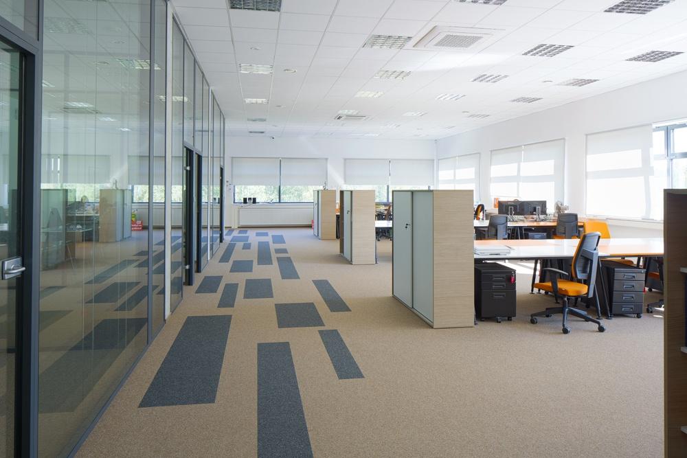 pomieszczenie biurowe 3 - hala produkcyjno-magazynowa z budynkiem biurowym, dla Lidermax, Łukowo, woj. mazowieckie