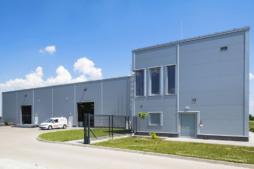 hala stalowa - hala produkcyjno-magazynowa z budynkiem biurowym, dla Vito Polska, woj. lubelskie