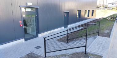 INWESTOR ZAGRANICZNY – hala stalowa o powierzchni 5.400 m2