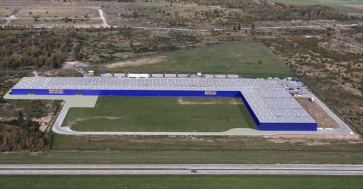 Trzecia rozbudowa kompleksu hal Hörmann Polska