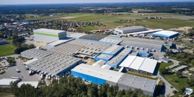 SUN GARDEN POLSKA – 7 hala dla producenta materacy