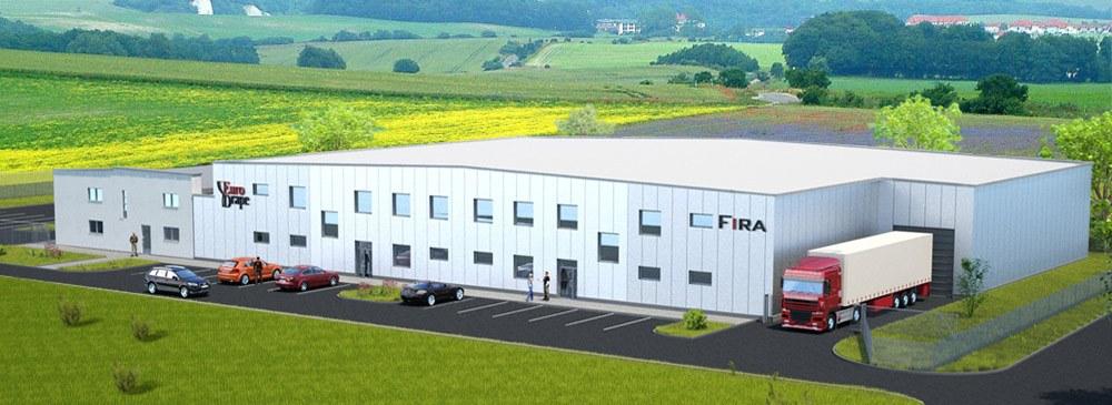 Budowa dla holenderskiej firmy Marva International Sp.zo.o.