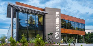 Inwestycja DreamPen – nowoczesny design obiektu przemysłowego