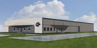 Budowa hali produkcyjnej dla firmy Odmet