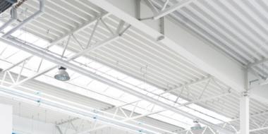 Dach płatwiowy kratownicowy-konstrukcje dachów hal stalowych