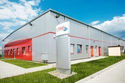 zdjęcie obiektu - hala produkcyjno-magazynowa, dla HTMP, Gorzów Wielkopolski, woj. lubuskie