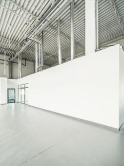 pomieszczenie techniczne - hala handlowa, dla firmy Kosmet-Hurt, Białą Podlaska, woj. lubelskie
