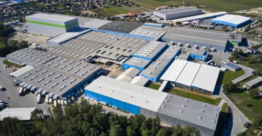 Siódma hala przemysłowa dla firmy Sun Garden Polska