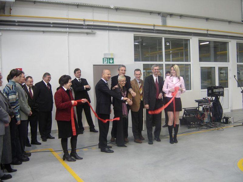 Otwarcie nowej siedziby OML Morando Polska