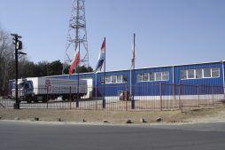 widok ogólny - hala produkcyjna, dla Schell Industries, Rzepin, woj. lubuskie