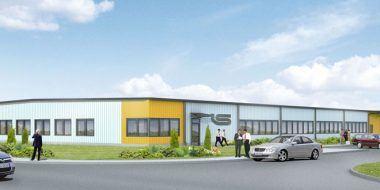 Budowa hali produkcyjnej z częścią socjalno-biurową dla firmy Jan Sp.zo.o.