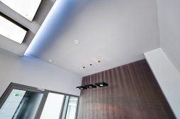 wnętrze obiektu 1 - hala produkcyjna z budynkiem biurowym, dla Vertex, Konst. Łódzki, woj. łódzkie