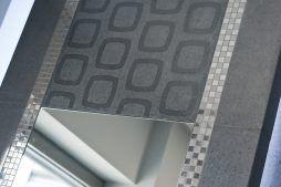 wykończenie łazienki - hala produkcyjna z budynkiem biurowym, dla Vertex, Konst. Łódzki, woj. łódzkie