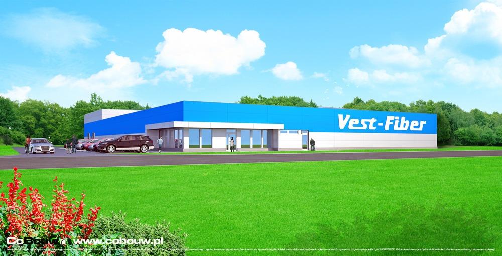 Kompleksowa realizacja inwestycji dla duńskiej firmy Vest-Fiber Sp.zo.o.