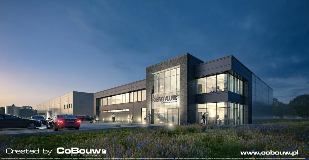 Zakład produkcyjny dla Kentaur Production