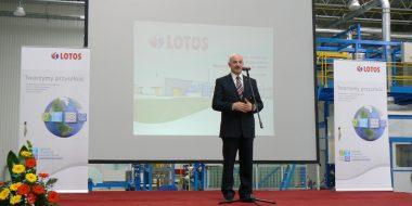 Spółka Lotos Asfalt otwiera nową fabrykę w Jaśle